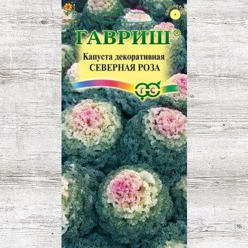 Капуста декоративная Северная роза Гавриш изображение 1 артикул 65954