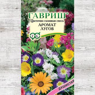 Газон цветочный Аромат лугов, смесь окрасок Гавриш изображение 7