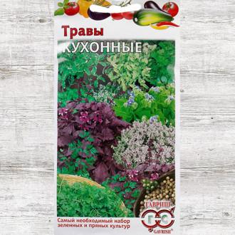 Кухонные травы, смесь сортов Гавриш изображение 7