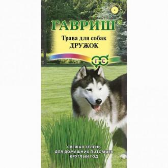Трава для собак Дружок Гавриш изображение 3