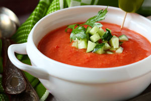 Рецепт томатного гаспачо фото 2