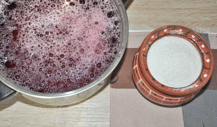 компот вишневый рецепт